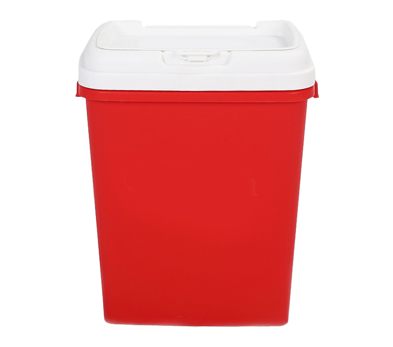 H513 Plastic Pet Food Container