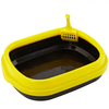 CF-S Black Cat Litter Tray